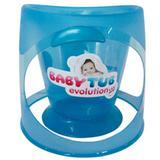 Banheira babytub evolution azul - Cmrp banheiras
