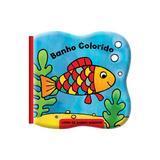 Banho colorido - peixe - libris - Libris editora ltda