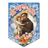 Banner Santo Antonio para Festa Junina - Festabox