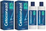 Barato Shampoo Anticaspa Cetoconazol 200ml Pano Branco - Cimed