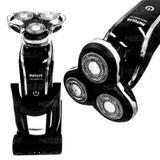 Barbeador Eletrico Fast Flor Phtulfs 4D - RQ-S9000