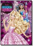 Barbie em rock n royals - Ciranda cultural