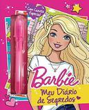 Barbie: Meu diário de segredos - Ciranda cultural