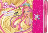 Barbie - Meu diário encantado - Com caneta mágica