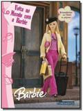 Barbie: volta ao mundo com barbie - livro de ativi - Fundamento