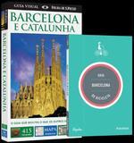 Barcelona E Catalunha Guia Visual + Bicicleta / Publifolha - Publifolha ed