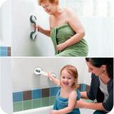Barra de Apoio para Banheiro e Segurança com Ventosas para Apoio de Idosos Marca: Helping Handle