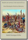 Batalha de carrhae, 6 de maio de 53 a.c. - Autor independente