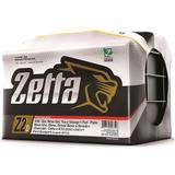 Bateria Automotiva Zetta 50ah Polo Positivo Direito