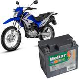 Bateria Moto Bros 150 Heliar HTZ6L PowerSports Selada 5Ah 12V
