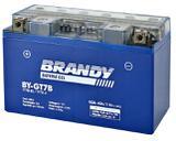 Bateria Nano Gel BY-GT7B Suzuki DRZ 400 Brandy 0825