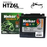BATERIA SELADA HONDA 150 NXR 150 Bros Mix ORIGINAL HELIAR HTZ6L