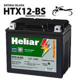 Bateria SeladaTiger 1050 Original Heliar Htx12bs