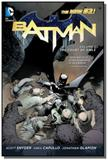 Batman - the court of owls - volume 1 - Dc comics