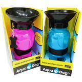 Bebedouro Aqua Dog Água Portátil Viagem Pet, cães Garrafa ROSA - Rpc