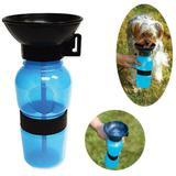 Bebedouro Garrafa Para Cães e Gatos Portatil Viagem Aqua Dog (BSL-PET-1) - Ab midia