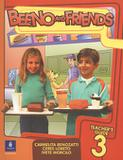 Beeno and friends 3 tb - Pearson (importado)