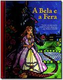 Bela e Fera, a - Livro  Pop-up - Publifolha editora