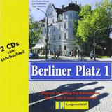 Berliner platz 1 - cd audio - zum lehrbuchteil - ne - Klett  langenscheidt