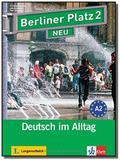 Berliner platz 2 neu - lehr-und arbeitsbuch 2+2 au - Klett