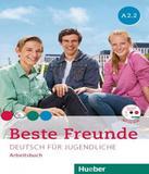 Beste Freunde A2.2 - Arbeitsbuch Mit Cd-rom - Hueber