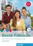 Beste freunde b1.2 arbeitsbuch mit audio-cd - Hueber verlag