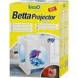 Beteira Tetra Betta Projector Branco Led 1,8 Litros