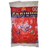 Bexiga Pic Pic Zerinho Vermelha  - 100 unidades