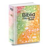Bíblia Colorida Jovem - Redes Sociais - Bvbooks