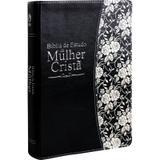 Bíblia de Estudo da Mulher Cristã - Grande (Preta luxo) - Cpad