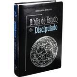 Bíblia de Estudo do Discipulado Preta - Sbb
