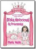 Biblia devocional da princesinha - thomas nelson