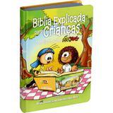Bíblia Explicada para Crianças com ilustrações Mig  Meg - Sbb