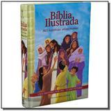 Biblia ilustrada: 365 historias selecionadas - Sbb - sociedade biblia do brasil