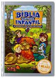Bíblia Ilustrada Infantil - Geográfica