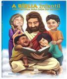 Biblia Infantil, A - Uma Historia Para Cada Dia Do Ano - Blu editora