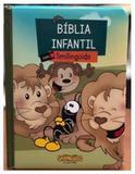 Bíblia Infantil do Smilinguido - Masculino - Luz e vida