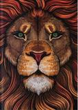 Bíblia Leão Colorido - NAA - Jesuscopy