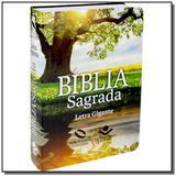 Biblia nova almeida atualizada letra gigante - c01 - Sociedade biblica - sbb