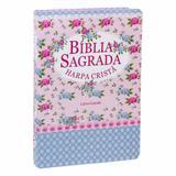 Bíblia Sagrada Com Harpa Cristã - Letra Grande - Sbb