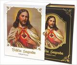 Biblia sagrada ed.luxo preta capa nova - Dcl difusao cultural do livro (itupeva)