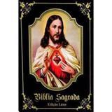 Bíblia sagrada edição luxo - preta - Editora