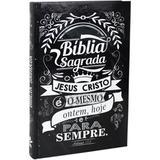 Bíblia Sagrada Evangélica - NTLH - Lettering - Capa Dura Linguagem Fácil - Editora Sbb