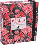 Biblia Sagrada Fonte De Bencaos - Letra Maior - Capa Flor - Socied. biblica do brasil(sbb)