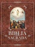 Bíblia Sagrada Ilustrada - Capa Vermelha - Escala