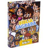 Bíblia Sagrada Infantil  Turma da Bíblia - NTLH - Editora sbb