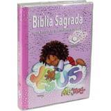 Bíblia Sagrada Letra Maior com Fonte de Bênçãos Mig  Meg - Sociedade bíblica do brasil