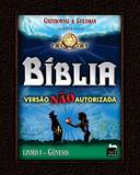 Bíblia: versão não autorizada - livro I, Gênesis - Tinta negra