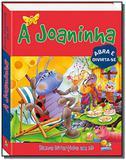Bichos divertidos em 3d: joaninha, a - Todolivro