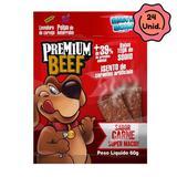 Bifinho para Cães Misterbone Carne 60g - Caixa 24unid - Mister bone